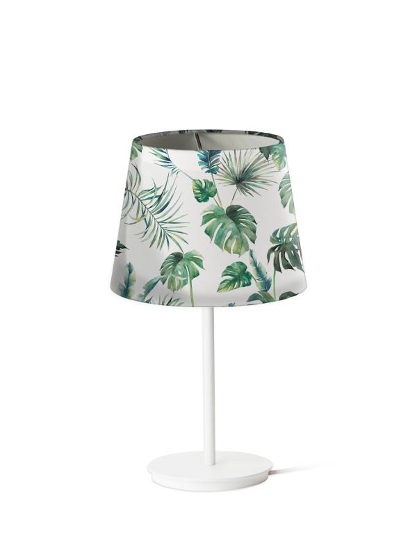TROPICAL GREEN LAMP